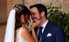La boda de Alberto Garzón en Cenicero: cuando el protagonista es el novio