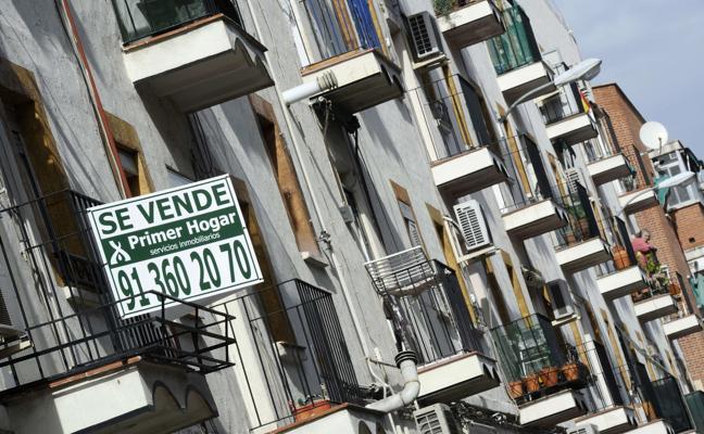 La compraventa de viviendas, en máximos desde 2011
