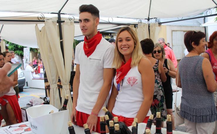 Muestra de vinos de la Peña Philips