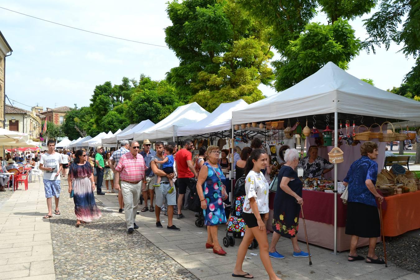 Fiestas por San Vítores en Casalarreina