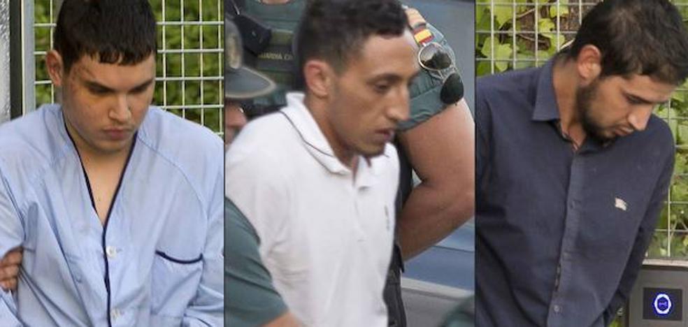 Rechazan excarcelar a Houli y Oukabir porque hay indicios de su participación en los atentados