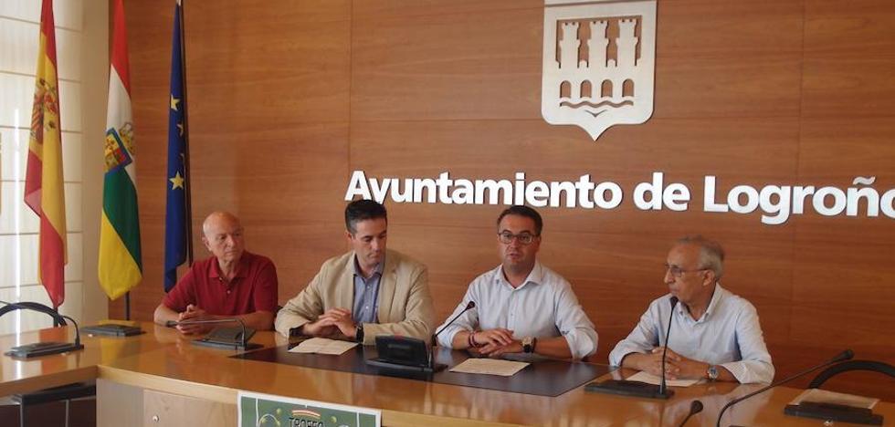 El XXV Trofeo Tenis de la Vendimia Riojana reunirá a 34 jugadores españoles