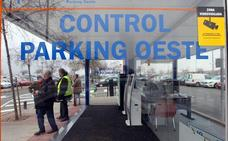 Los aparcamientos del San Pedro se plantearon para que todos fueran de pago