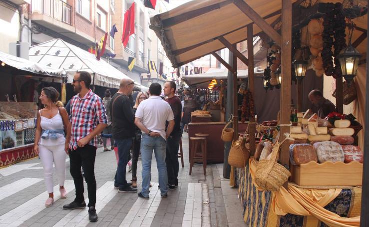 Mercado del Kan de Vico