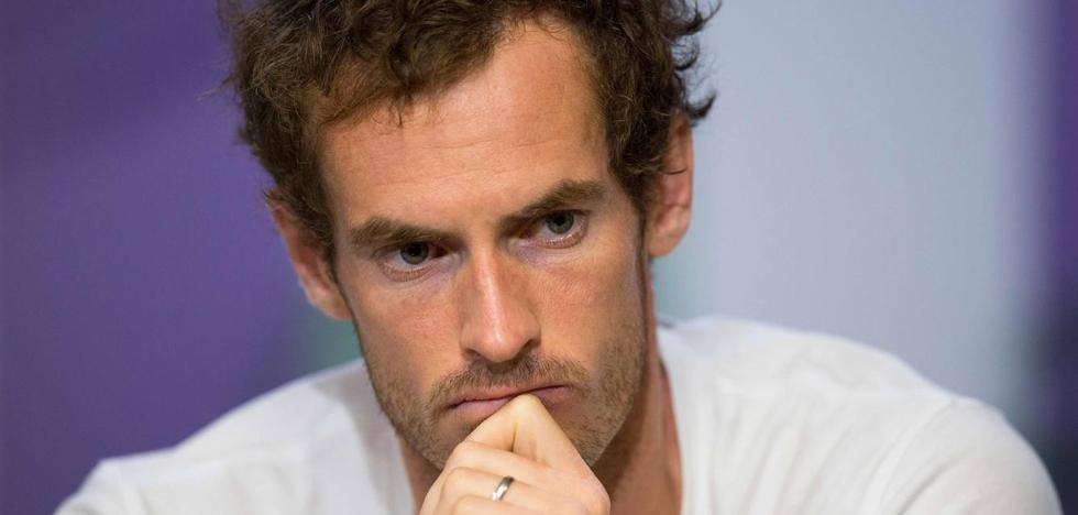 Murray se perderá «con toda seguridad» el resto de temporada