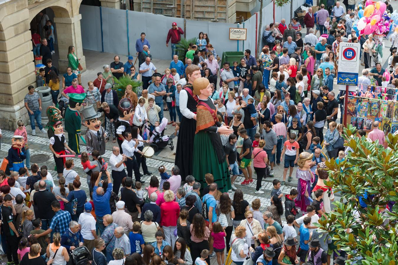 Fiestas de la Virgen de la Vega en Haro