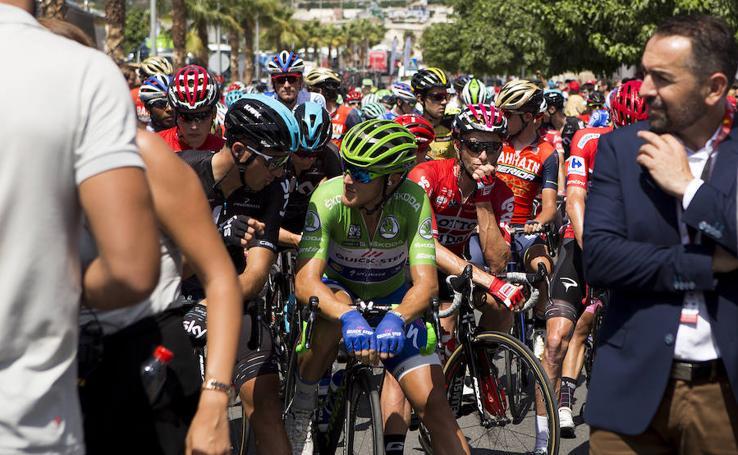 Un día en la Vuelta a España desde dentro