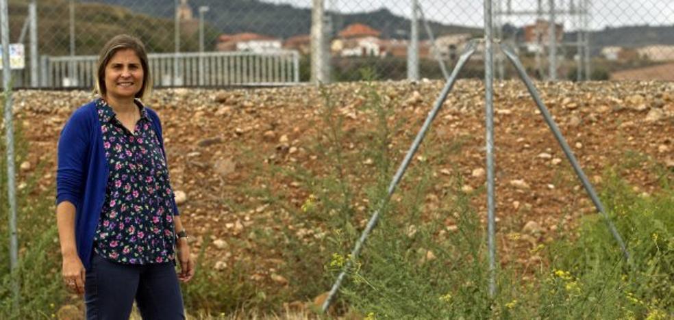 La lotería del gas cae en Sotés