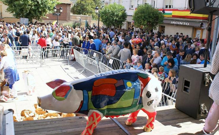 Festival del chorizo de Baños
