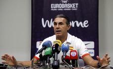 Scariolo reclama ante Alemania: «Hay que rebajar la ansiedad»