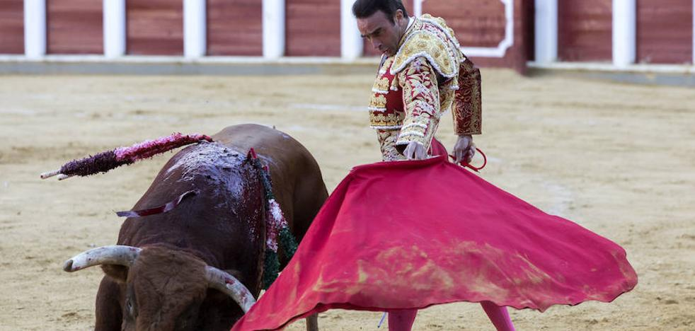 Ponce recibirá el capote de paseo de La Rioja el 20 de septiembre