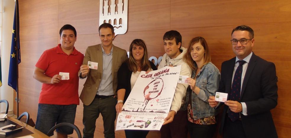 Peña La Uva organizará una cata urbana dirigida por enólogos