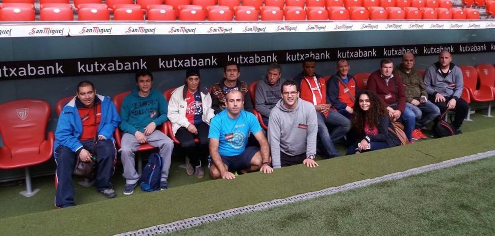 El equipo de Arfes-Rioja, en las semifinales de 'Mentaltlon 2017'