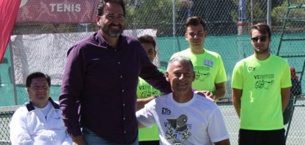 Juanjo Rodríguez, doble subcampeón en Móstoles
