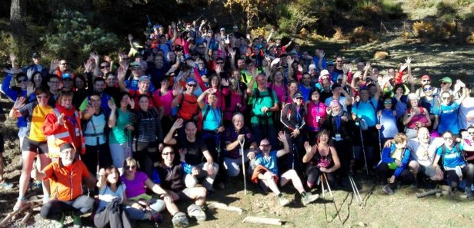 La 35 Valvanerada Scout recorrerá la sierra riojana entre el 11 y el 14 de octubre