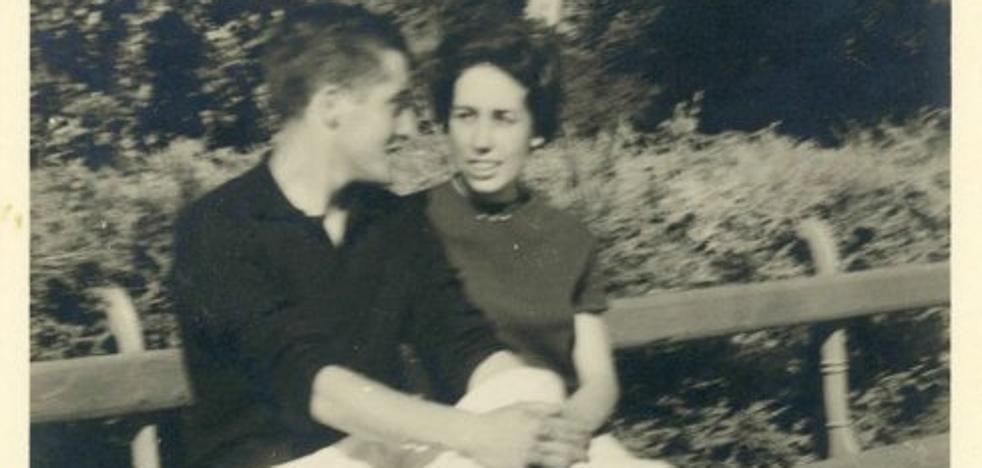 La Retina: novios en Logroño en 1967, a las puertas del altar
