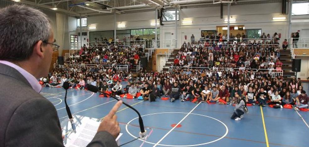 Bienvenidos al campus riojano