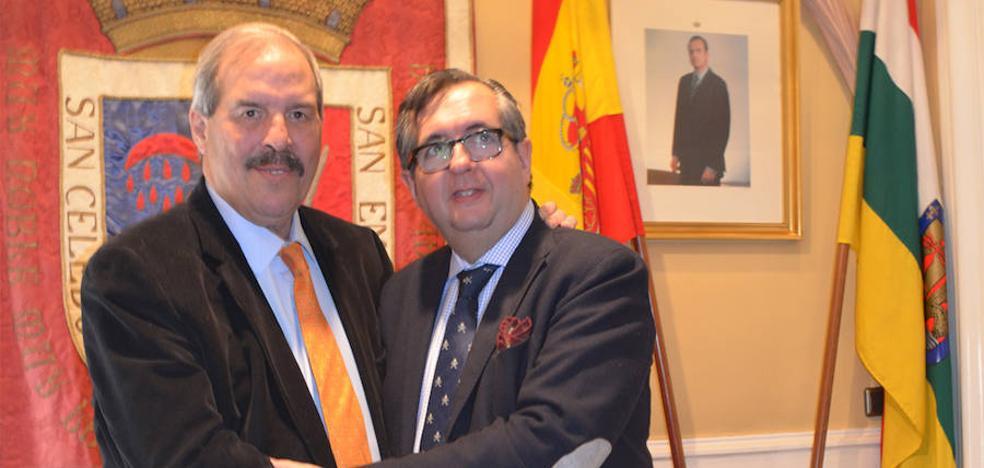 Martínez-Portillo sustituye a Pagola al frente del PP de Calahorra