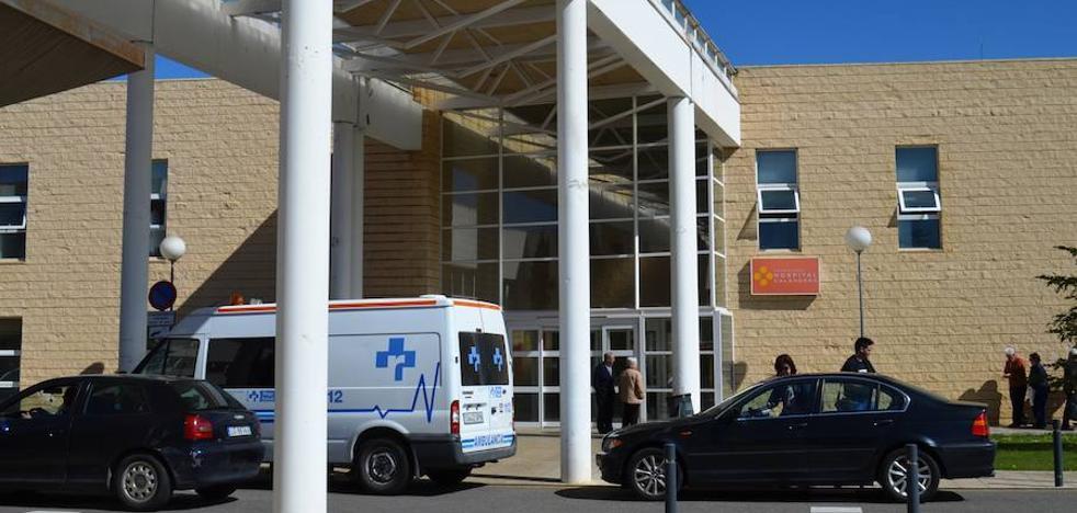El PSOE pide la dimisión del gerente del hospital de Calahorra