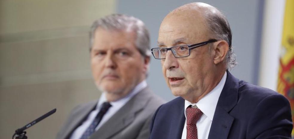 Hacienda se hace con el control de las cuentas de la Generalitat