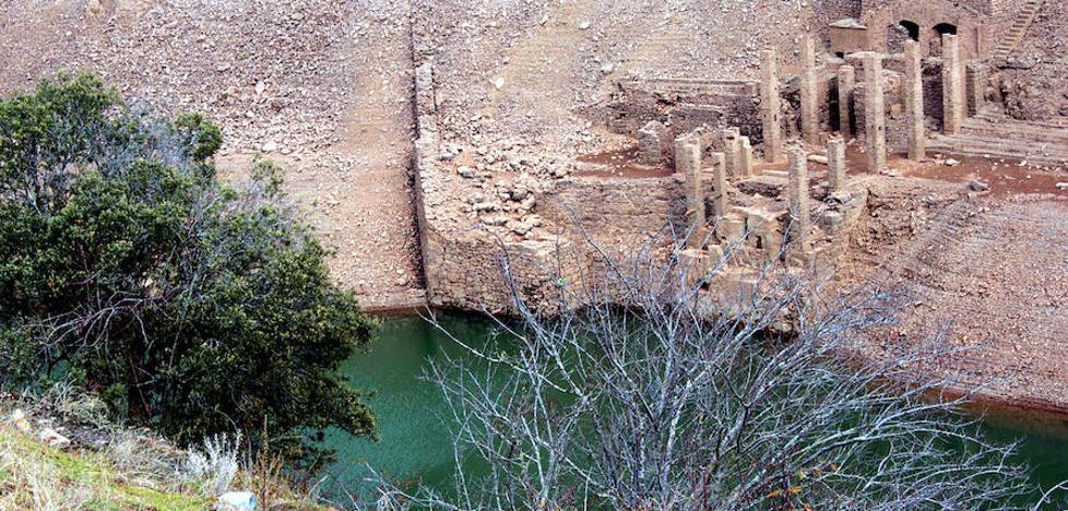 El año hidrológico registra un déficit del 12 por ciento