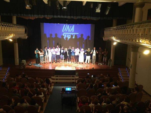 Teatro furioso la rioja for Sala gonzalo de berceo