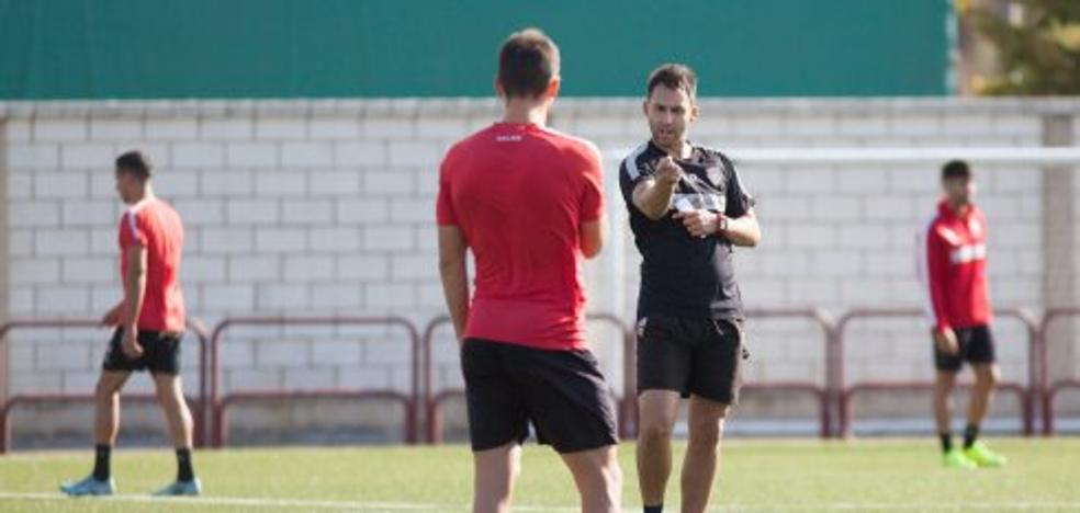 «Necesitaremos paciencia para ganar en Burgos»