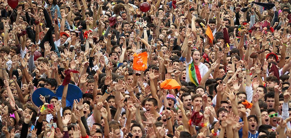 El programa de San Mateo 2017 en Logroño: todos los actos del sábado 16