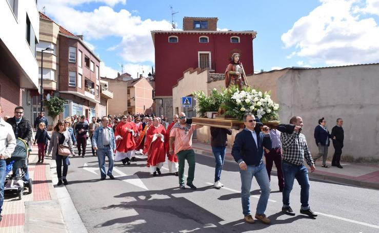 Día grande en Villamediana