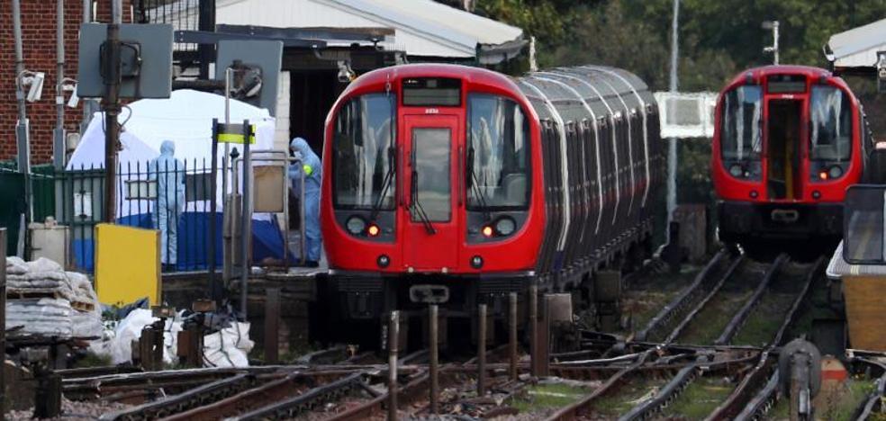 Detenido un joven de 18 años relacionado con el atentado de Londres