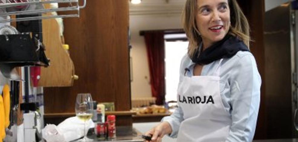 «No hay donde se coma mejor que en Logroño»