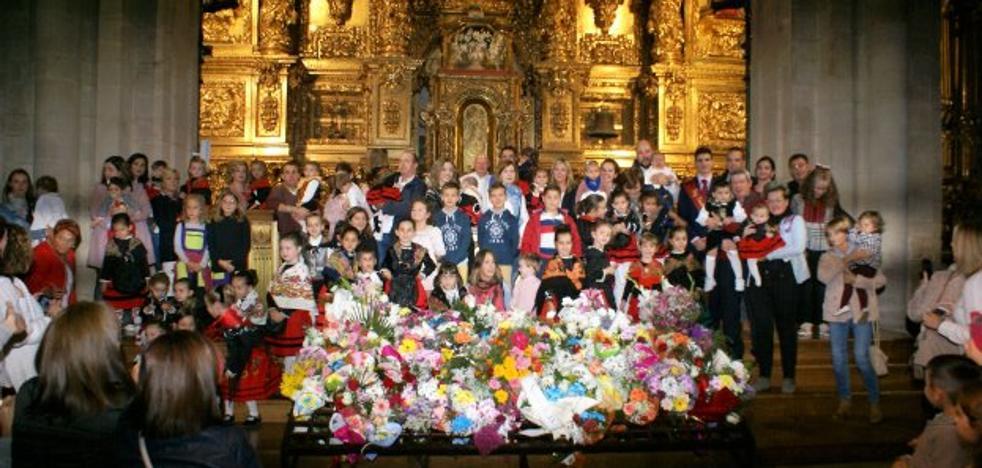 Los najerinos honraron a los mártires