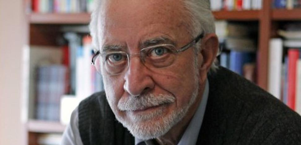 «La lengua es víctima de las nuevas tecnologías», lamenta José María Merino