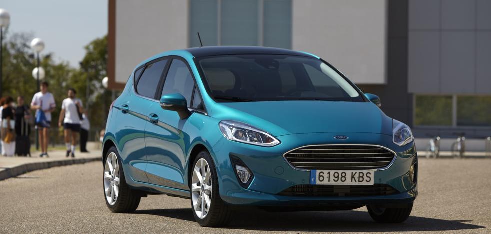A la venta el nuevo Ford Fiesta