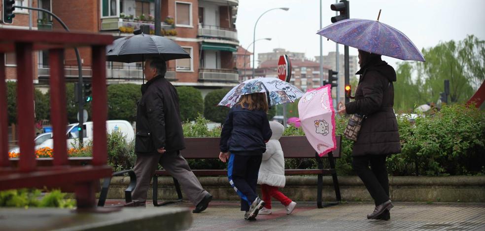 La AEMET pronostica un otoño lluvioso en La Rioja a partir de noviembre
