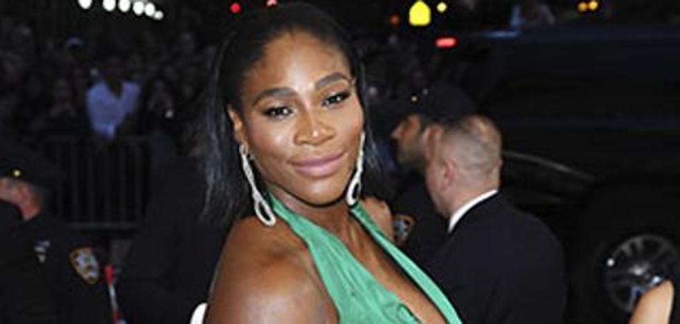 Serena Williams teme que traten a su hija como a ella
