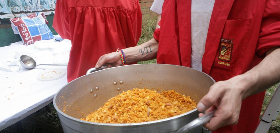 Programa de San Mateo 2017 en Logroño: los actos del viernes 22 de septiembre