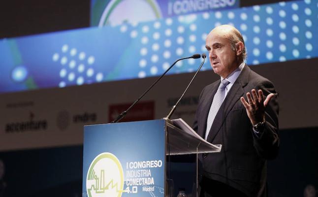 De Guindos plantea ofrecer dinero a Cataluña si desiste de la independencia