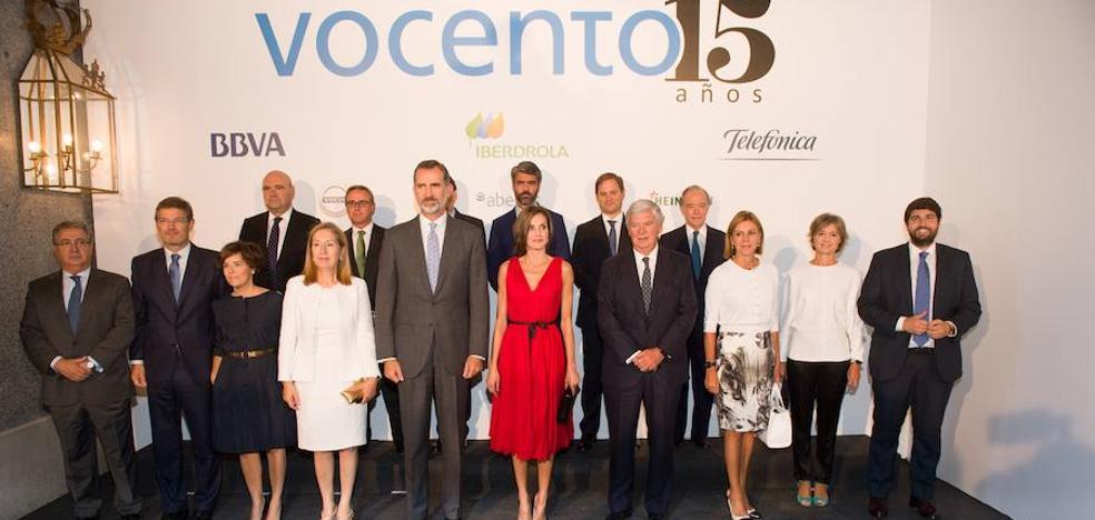 Felipe VI: «No existe democracia sin libertad de prensa»