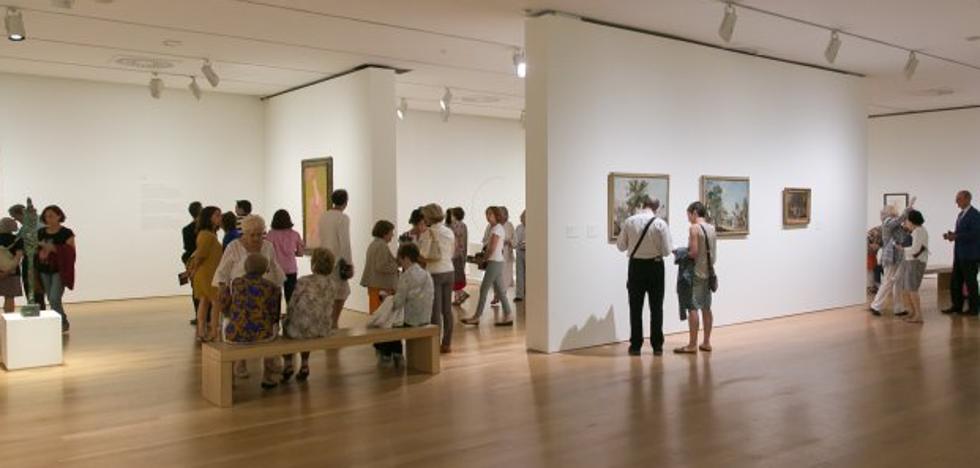 Koplowitz resucita el Bellas Artes