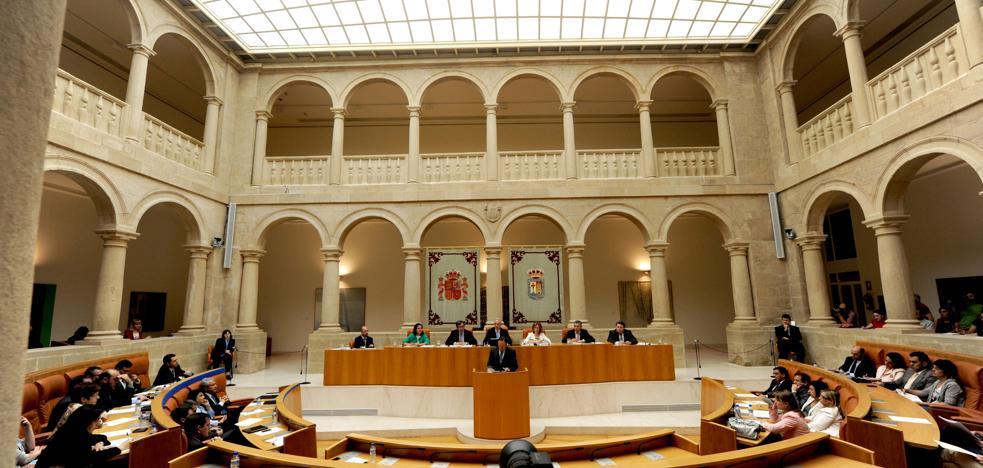La reforma de la Ley Electoral se debatirá en el Pleno del Parlamento el 28