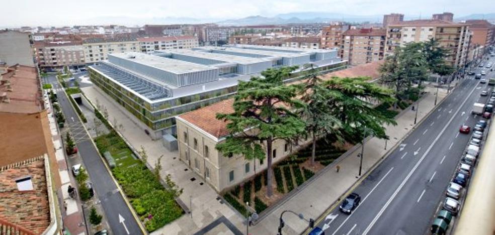El Palacio de Justicia de La Rioja, Premio Luis M. Mansilla 2017