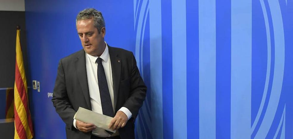La Generalitat no acepta la «injerencia» del Estado en la labor de los Mossos