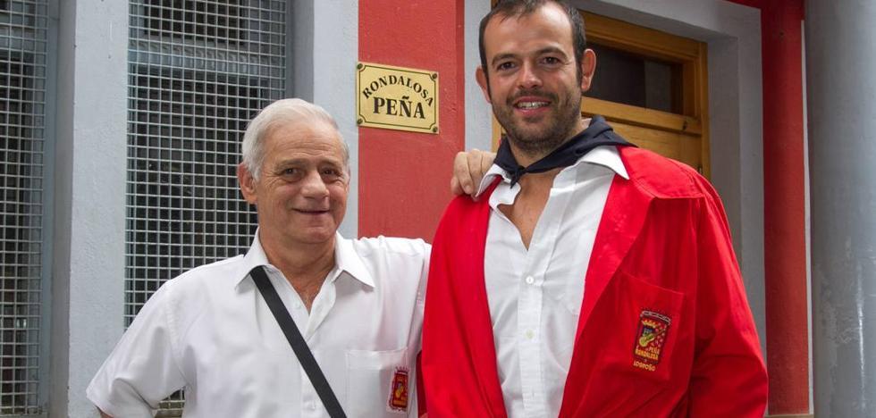 Fallece Ángel Jubera, presidente de la peña La Rondalosa durante 32 años