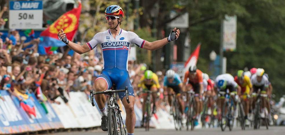 El Mundial de ciclismo, en directo