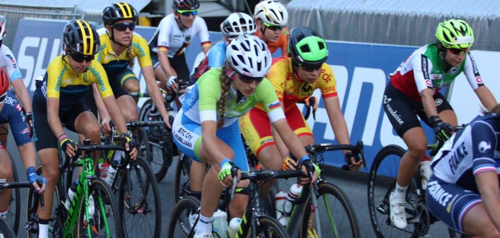 Sheyla Gutiérrez lejos de las medallas en el Mundial