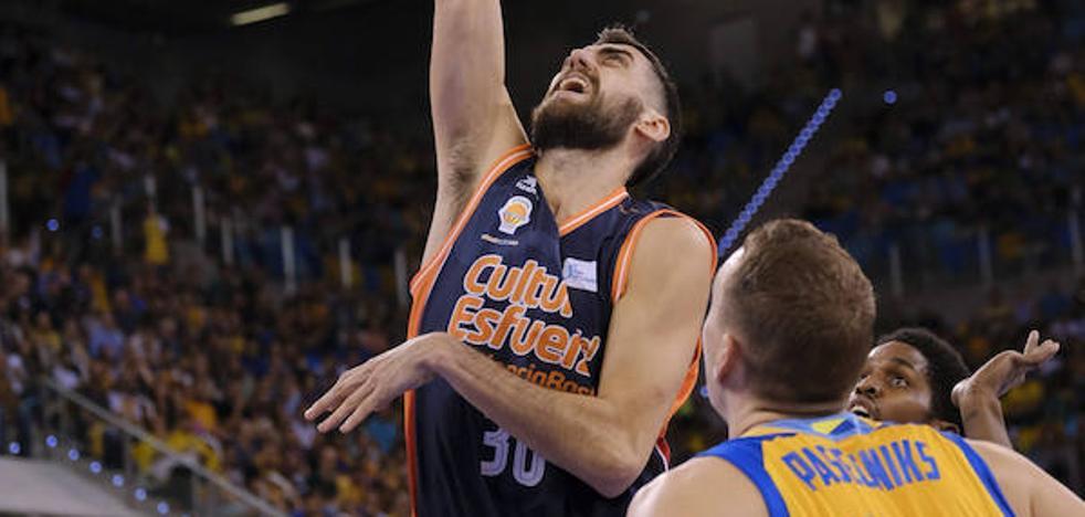 El Gran Canaria defiende título ante el Valencia