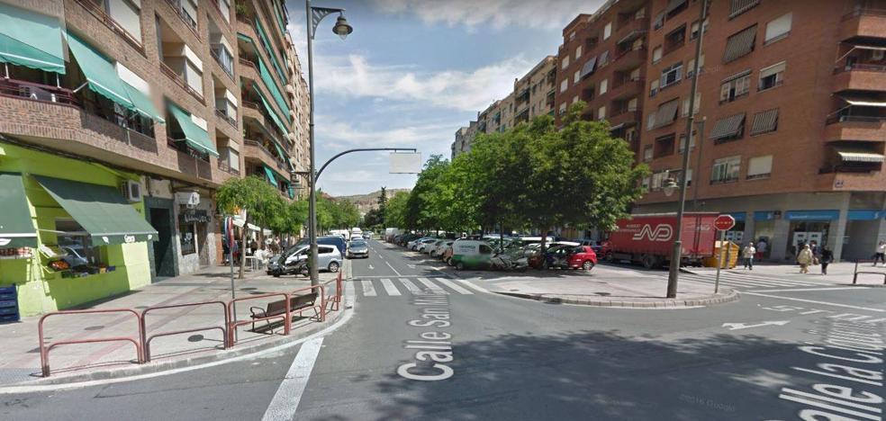Un hombre fallece de un infarto en la calle San Millán