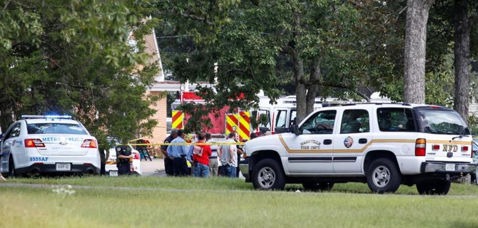 Un muerto y ocho heridos en un tiroteo en una iglesia de Tennessee