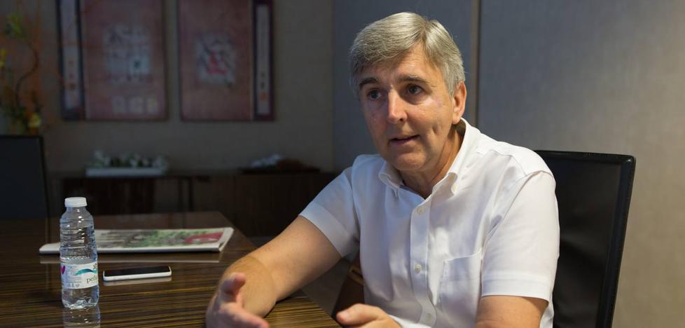 Rodríguez Osés: «Arnedo se ha dado cuenta de la importancia que tiene su industria»